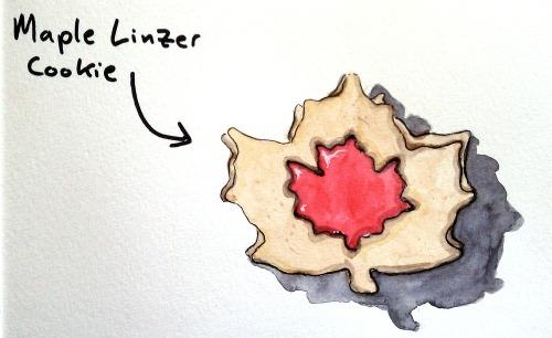 Maple_cookie